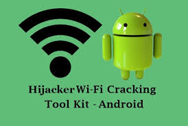 Cara Hack Wifi Terbaru dengan Hijacker v1.5 – All-in-One Wi-Fi Cracking Tools for Android