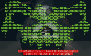 X Attacker Tool Website Vulnerability Scanner & Auto Exploiter